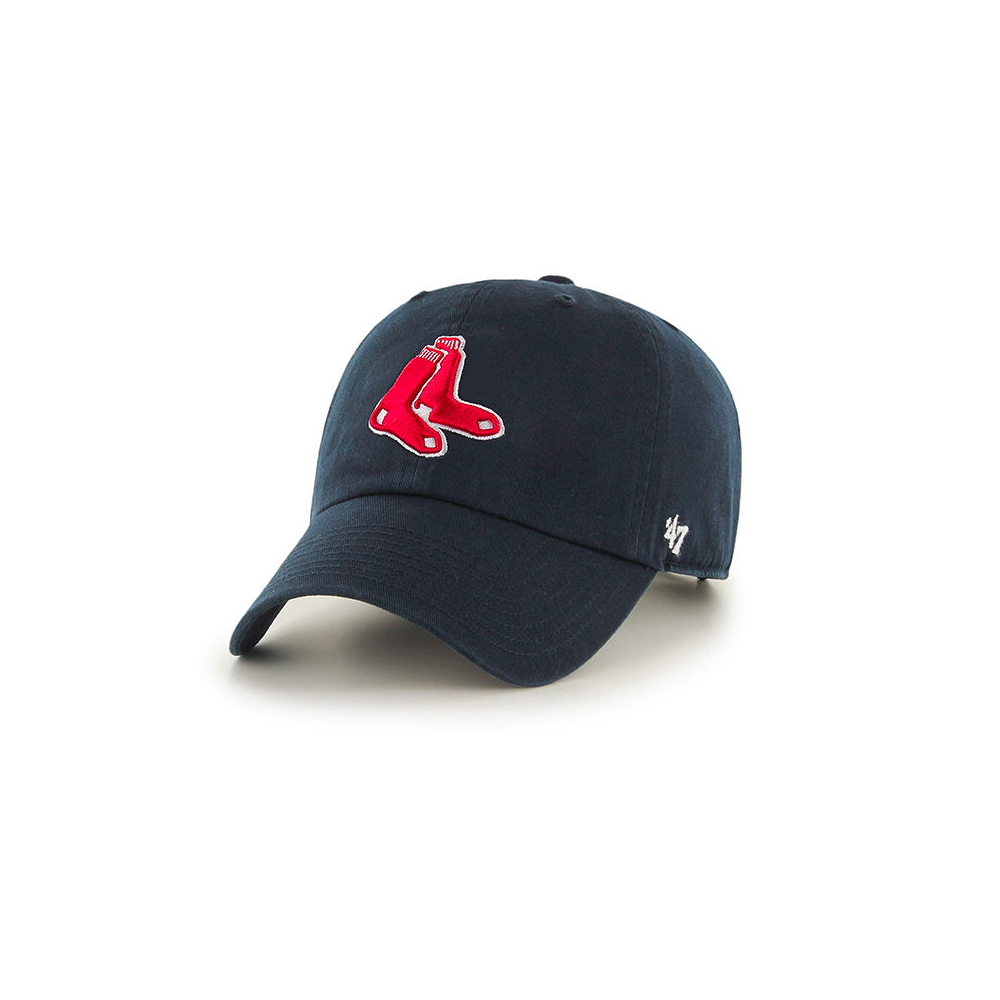 9e2bce555 47 MLB Boston Red Sox Clean Up Adjustable Alternate Cap - Headwear ...