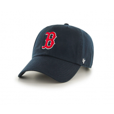 MLB Boston Red Sox Clean Up Adjustable Navy Cap