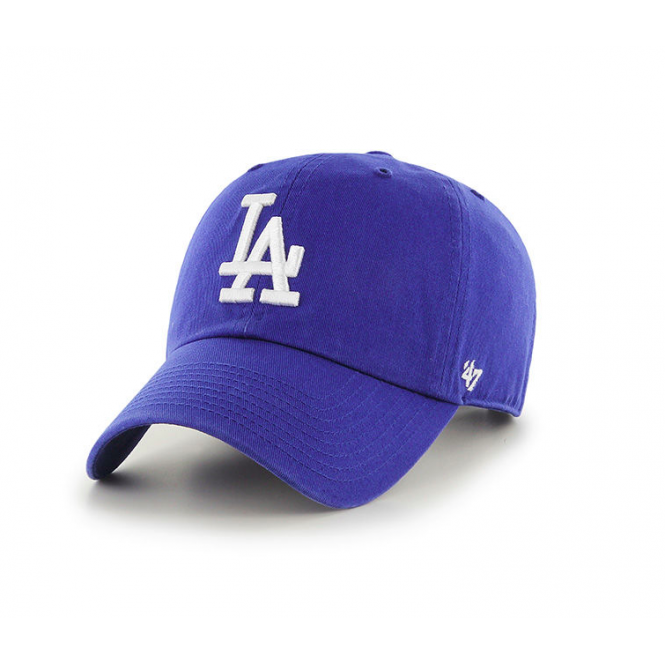 '47 MLB Los Angeles Dodgers Clean Up Adjustable Cap