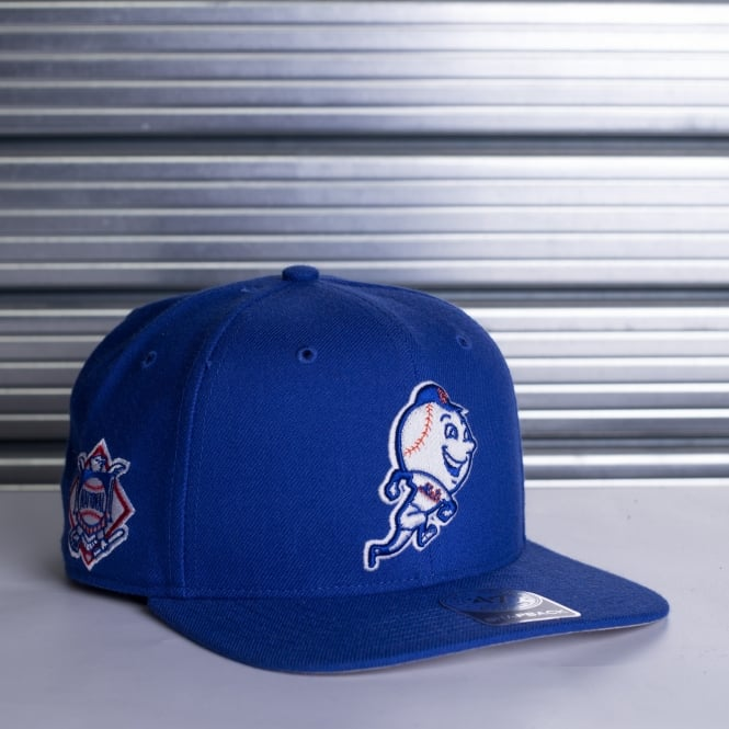 '47 MLB New York Mets Sure Shot Adjustable Snapback