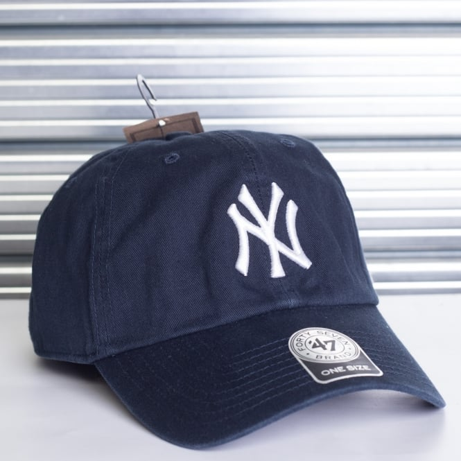 '47 MLB New York Yankees Clean Up Adjustable Cap