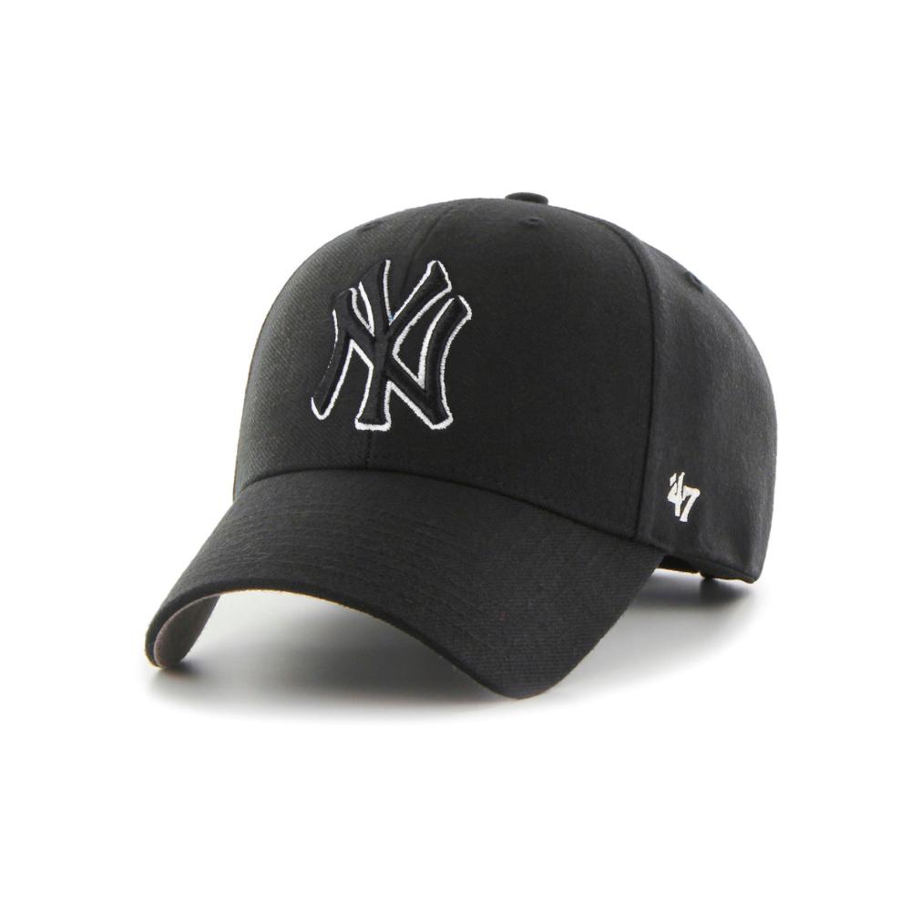 be3950568fb 47 MLB New York Yankees MVP Snapback Cap - Headwear from USA Sports UK