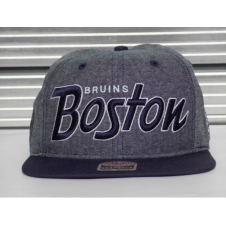 NHL Boston Bruins Adjustable Snapback