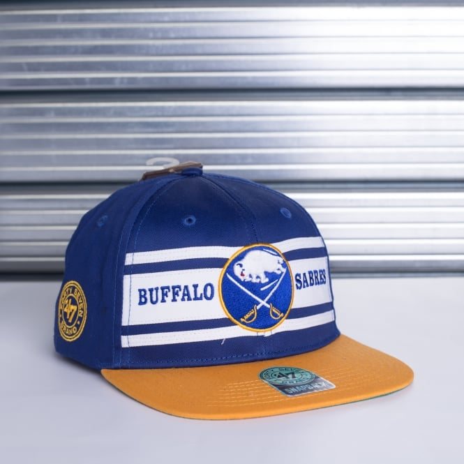 '47 NHL Buffalo Sabres Adjustable Snapback Cap