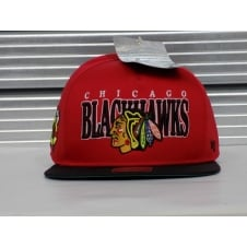 NHL Chicago Blackhawks Adjustable Snapback