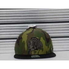 NHL Chicago Blackhawks Camo Snapback