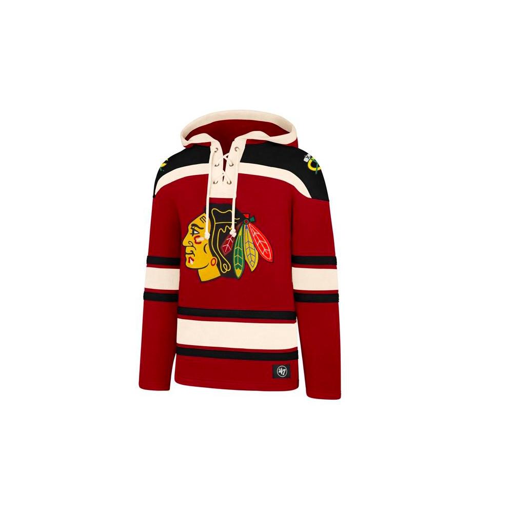 1b9aa7855 47 NHL Chicago Blackhawks Lacer Jersey Hood - Fan Wear from USA ...