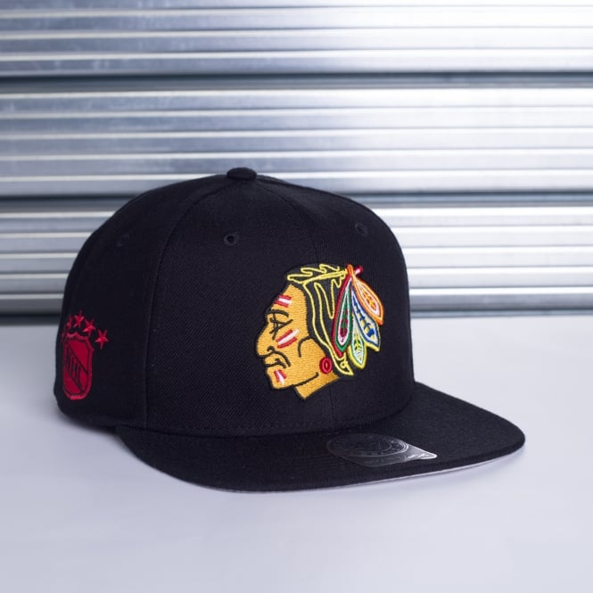 '47 NHL Chicago Blackhawks Vintage Snapback Cap