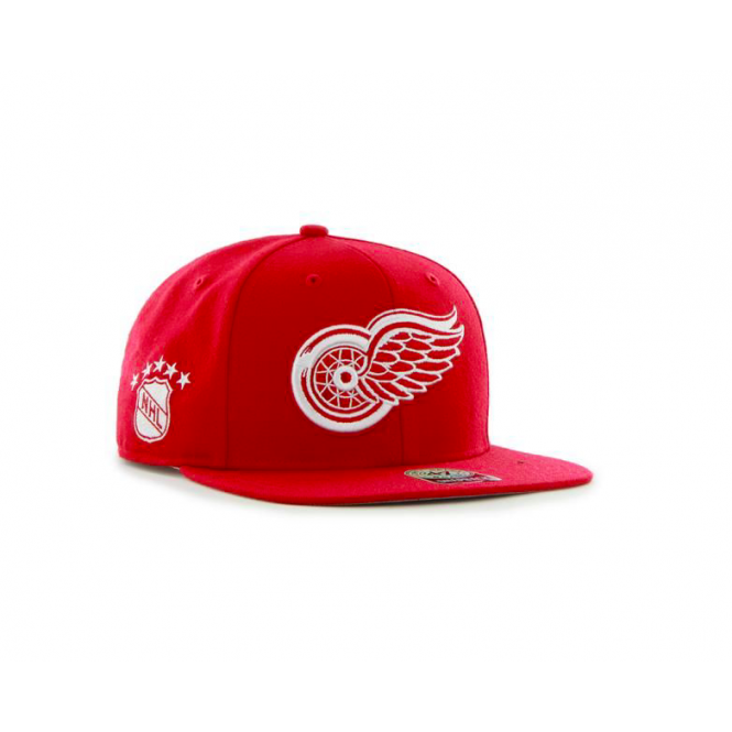 '47 NHL Detroit Red Wings Sure Shot Captain Snapback