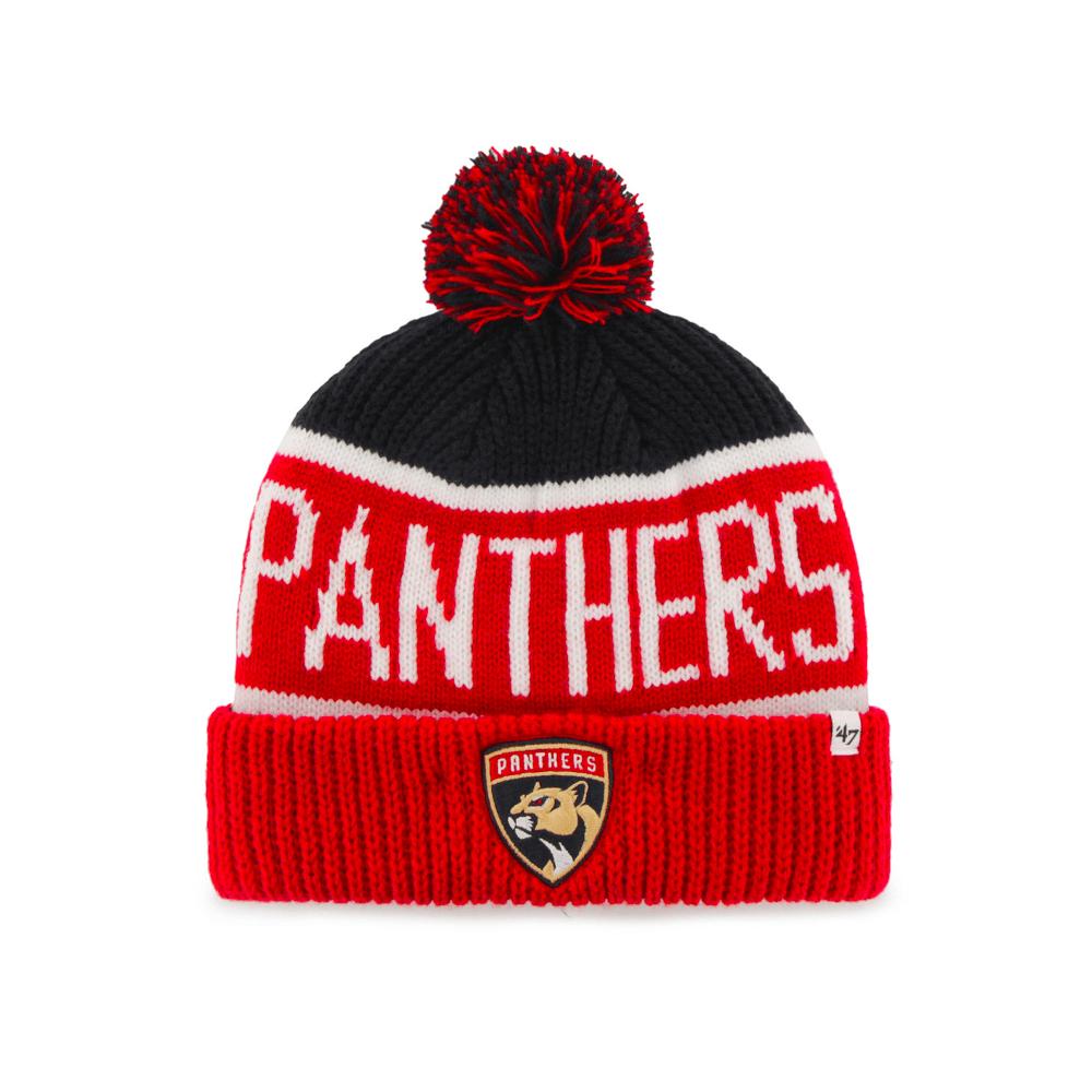 finest selection 5e2f3 739c9 NHL Florida Panthers Calgary Bobble Knit