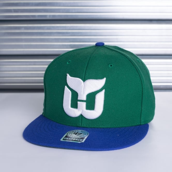 '47 NHL Hartford Whalers Ignition MVP Snapback
