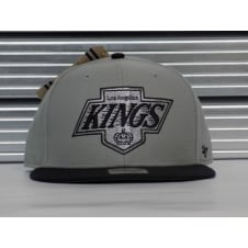 NHL Los Angeles Kings 2 Tone Fitted Cap