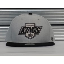 NHL Los Angeles Kings Team Logo 2 Tone Fitted Cap