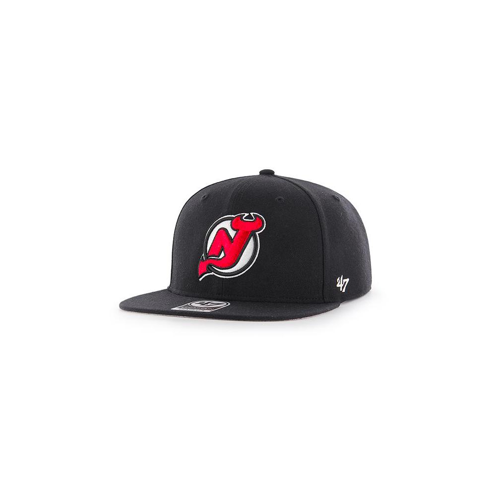 Fanartikel ´47 Sure Shot Captain Snapback NHL New Jersey Devils