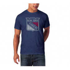 NHL New York Rangers Scrum Basic T-Shirt