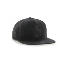 NHL New York Rangers Vintage Blackout Snapback Cap