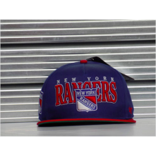 NHL New York Rangers Word Logo Snapback