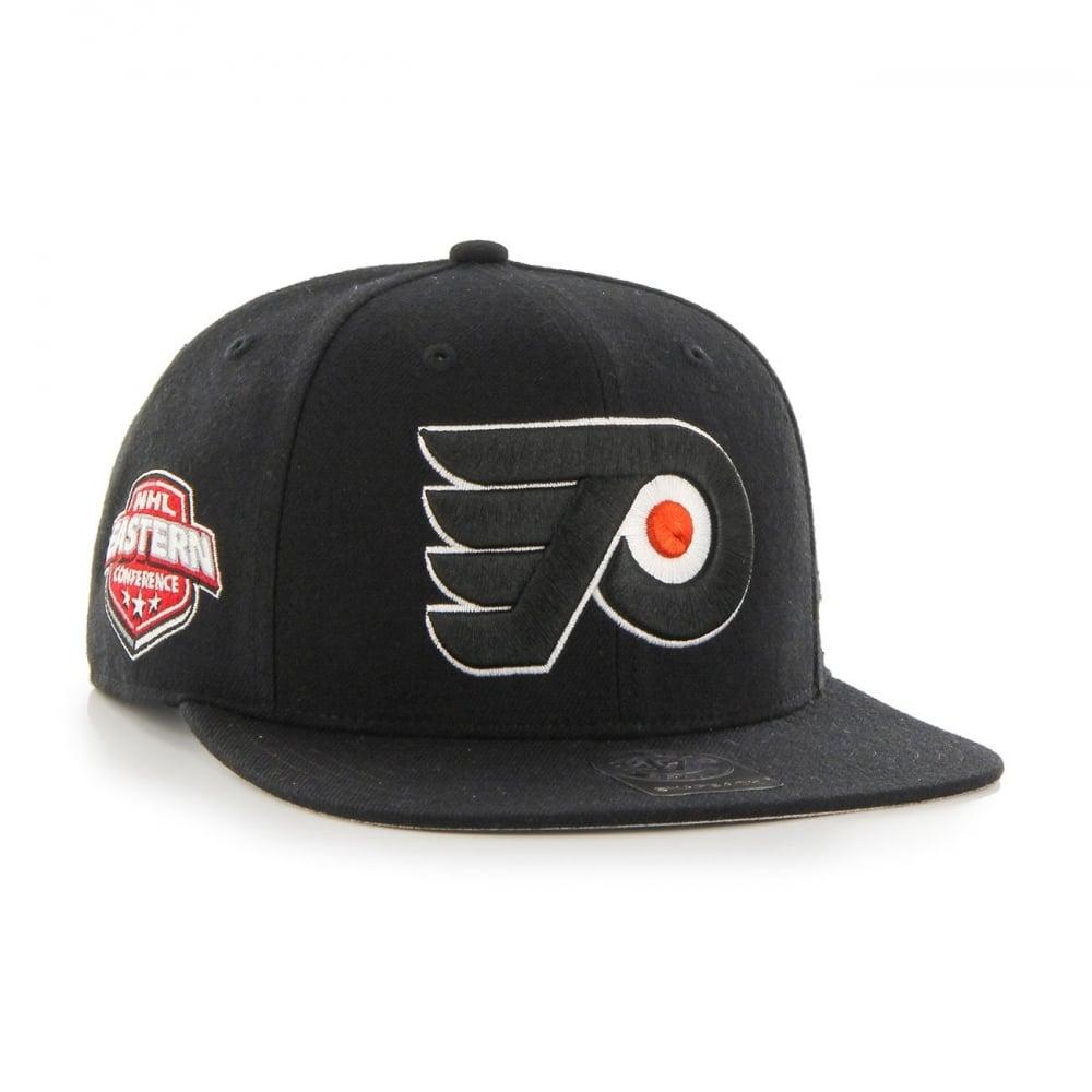 47 NHL Philadelphia Flyers Sure Shot Captain Snapback 2b76f01deb5