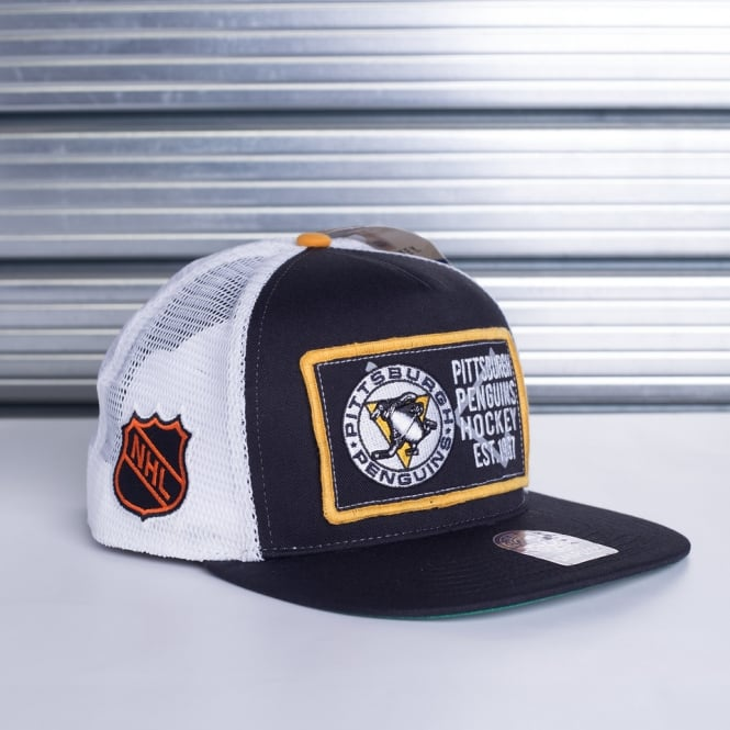 '47 NHL Pittsburgh Penguins Mesh Dome Snapback