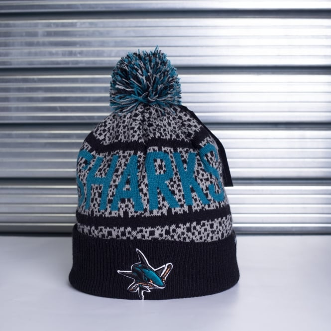 '47 NHL San Jose Sharks Bedrock Knit