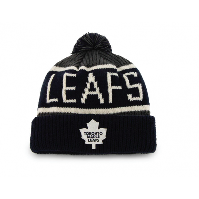 '47 NHL Toronto Maple Leafs Calgary Bobble Knit