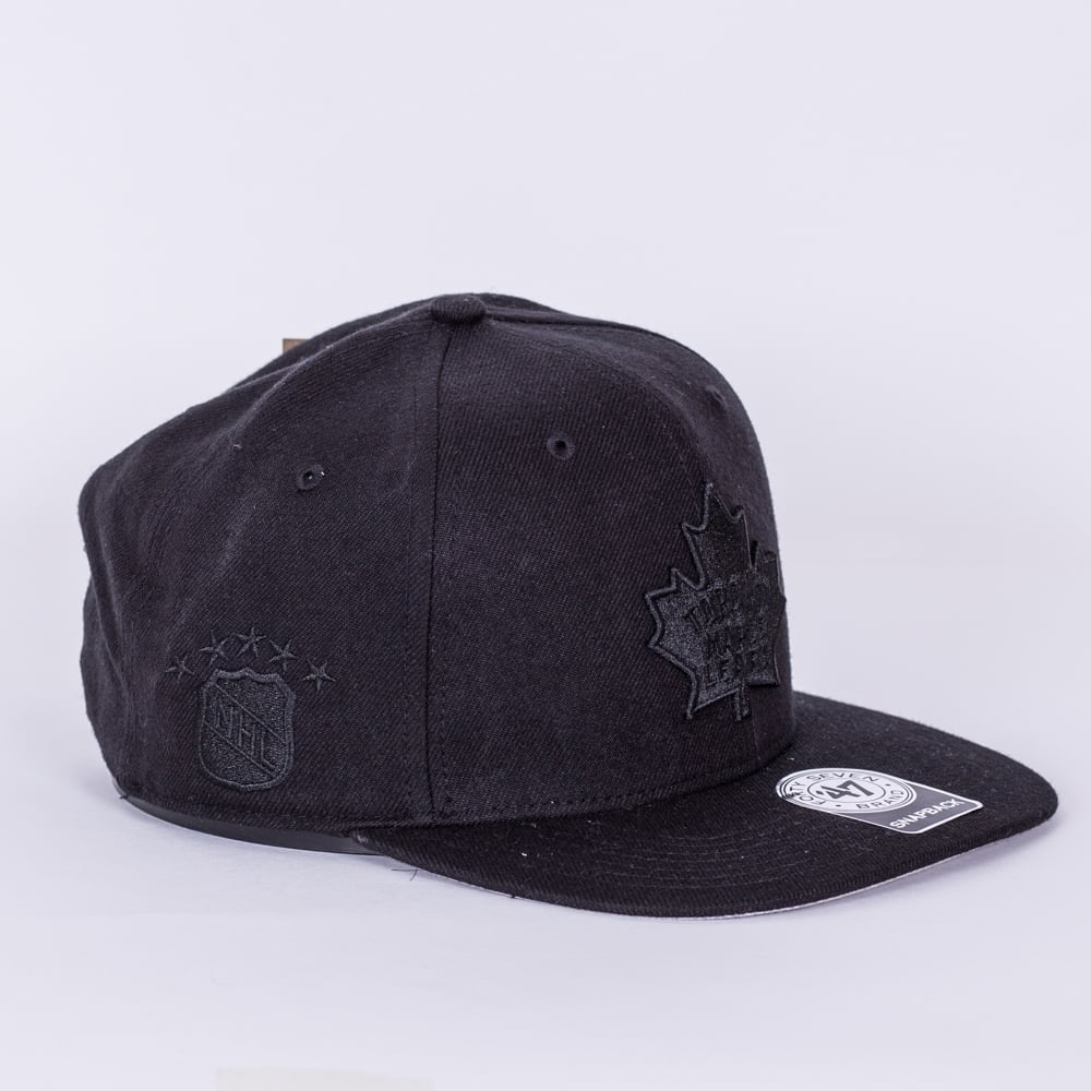 7d7ca4203f1 ... italy coupon code for nhl toronto maple leafs vintage blackout snapback  cap 4eb22 6aa57 a0609 08946