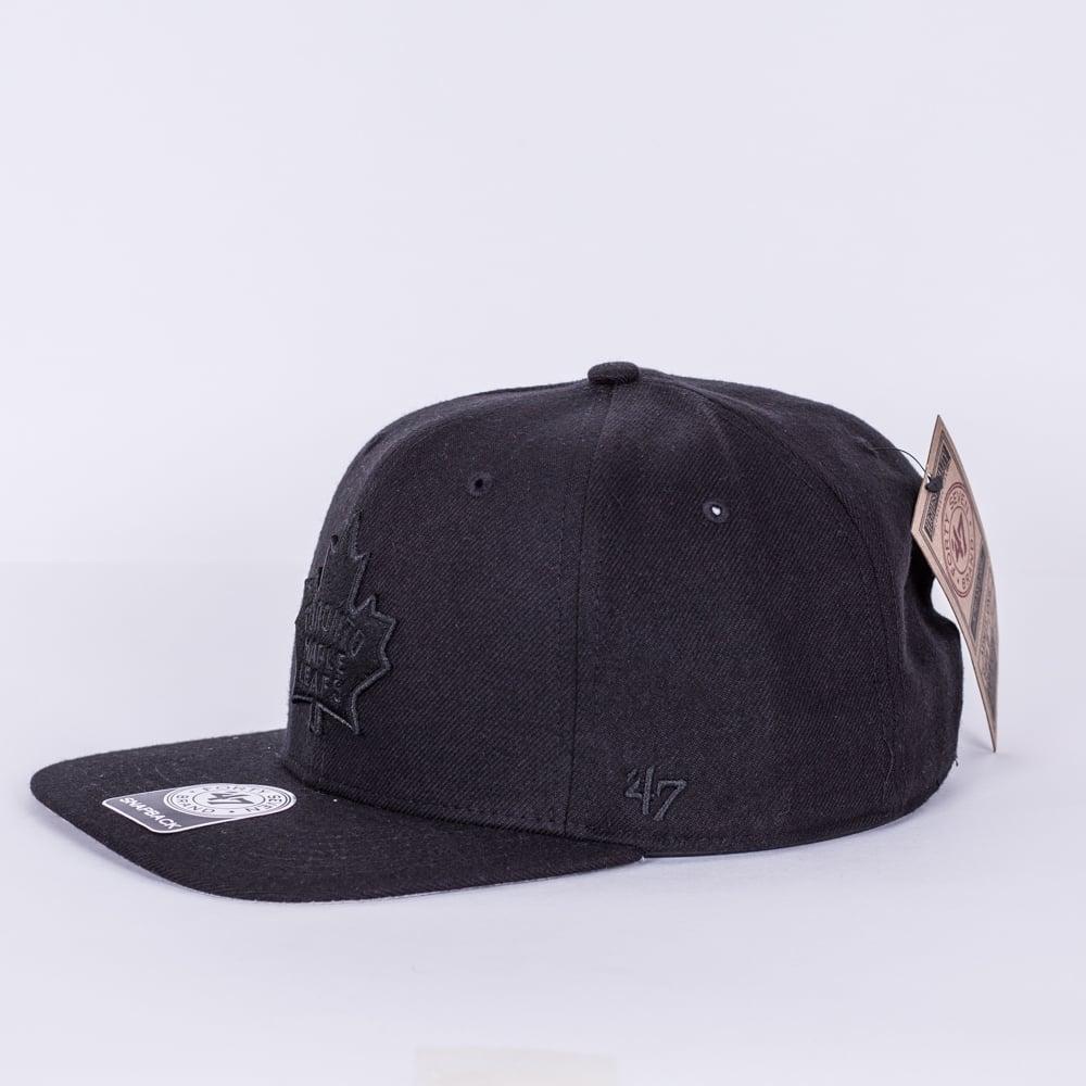 377ceae6f NHL Toronto Maple Leafs Vintage Blackout Snapback Cap