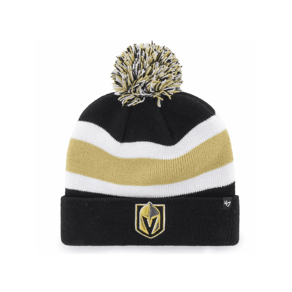 30d146788ef 47 NHL Vegas Golden Knights Breakaway Cuff Knit - Headwear from USA ...