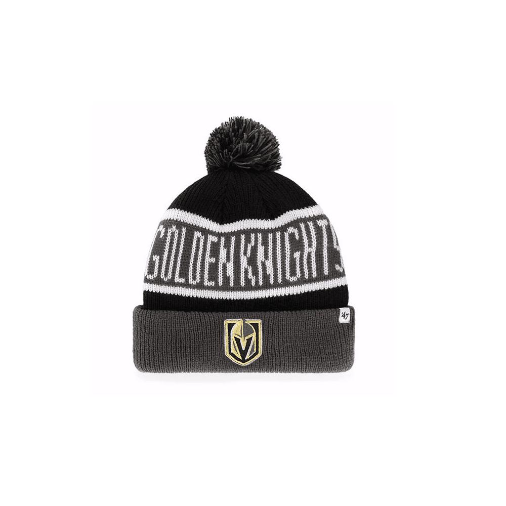 47 NHL Vegas Golden Knights Calgary Bobble Knit - Headwear from USA ... 72852a9a7