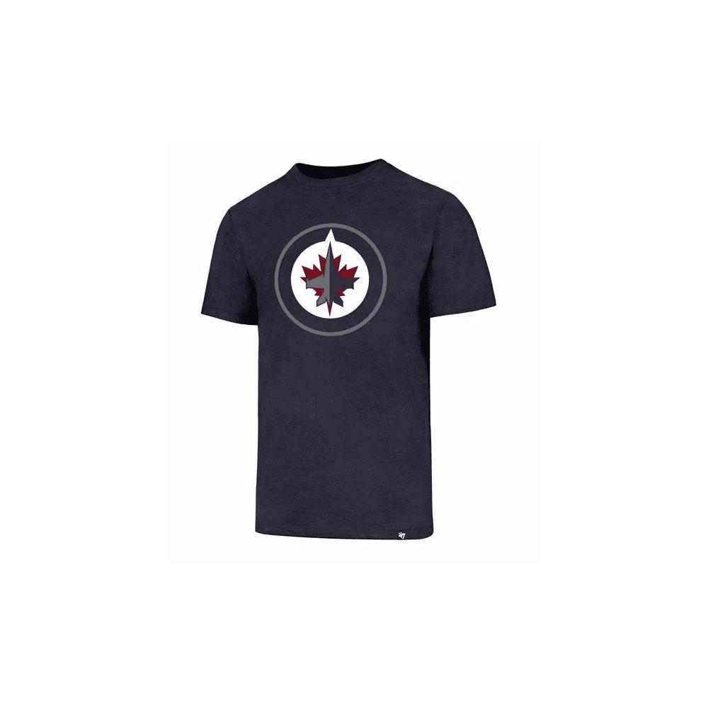 d521615f8a5 47 NHL Winnipeg Jets Club T-Shirt - Teams from USA Sports UK
