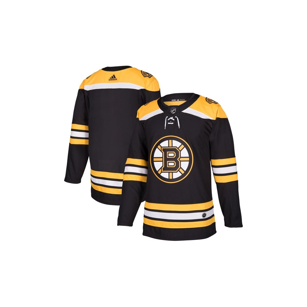 Adidas NHL Boston Bruins Authentic Pro Home Jersey - Fan Wear from ... eca55d2f5