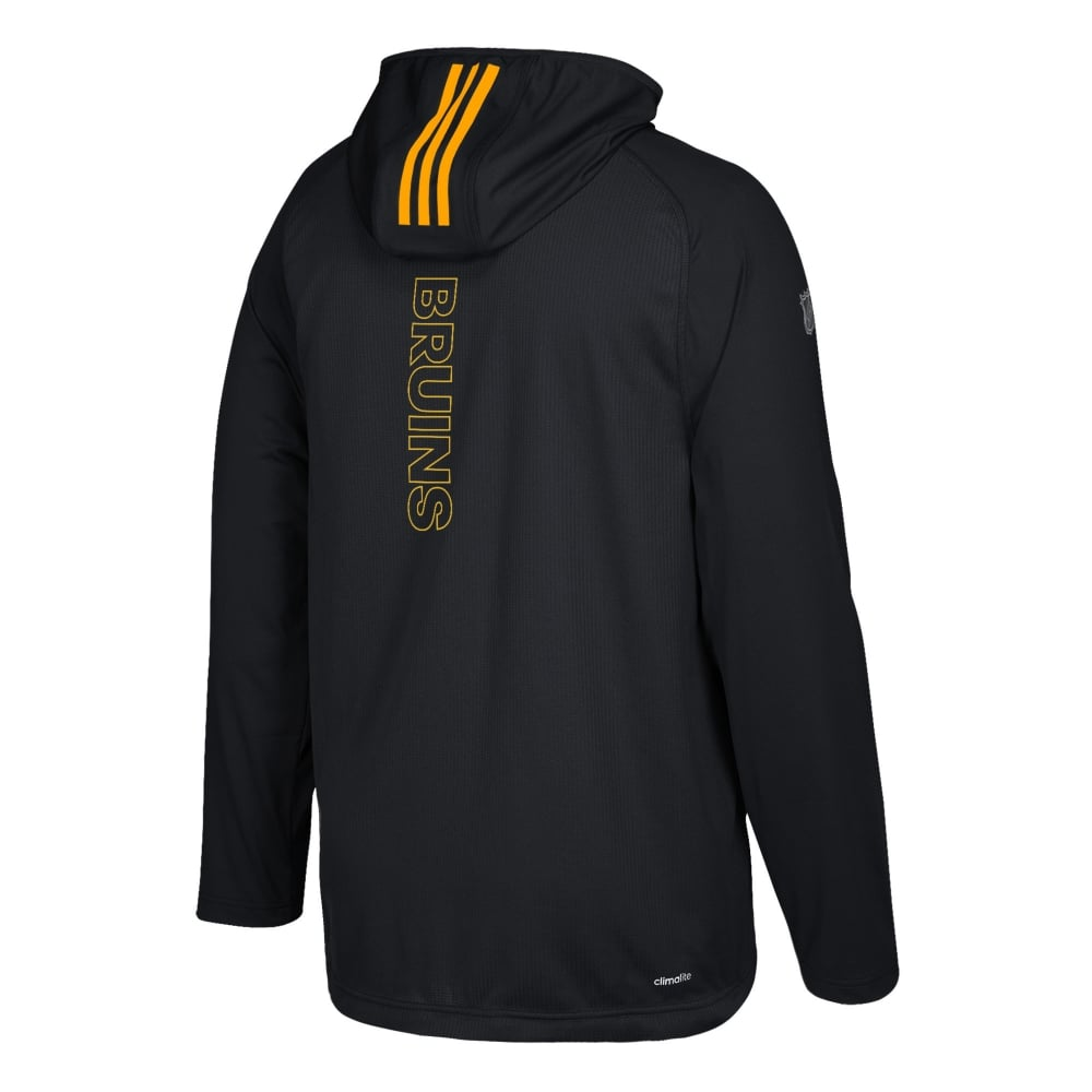 Adidas NHL Boston Bruins Training Hood - Fan Wear from USA Sports UK 2407c3a37