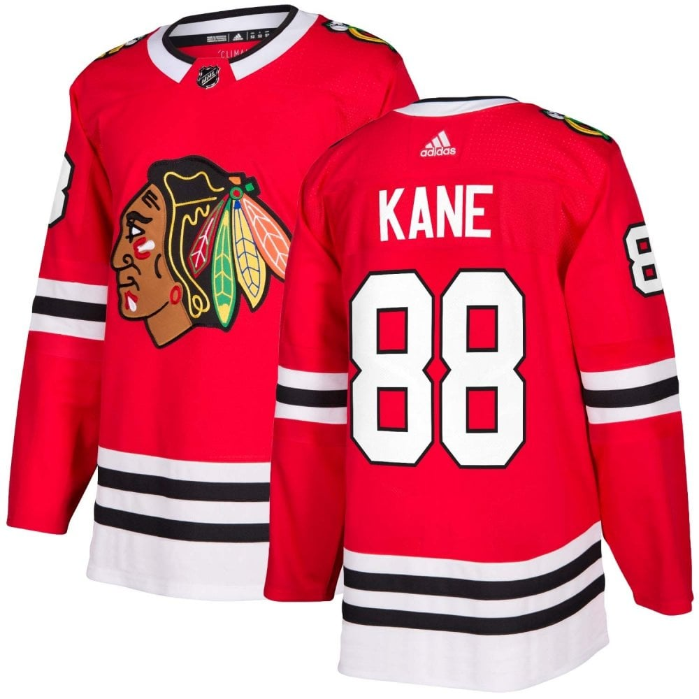 2dd96bd5 Adidas NHL Chicago Blackhawks Authentic Pro Home Jersey - Patrick ...