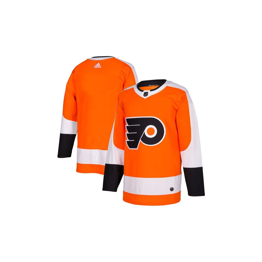 a7686f86ed Adidas NHL Philadelphia Flyers Authentic Pro Home Jersey