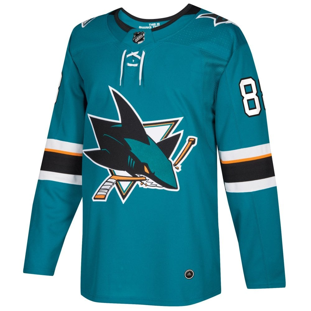 new style 97bd2 ce434 NHL San Jose Sharks Authentic Pro Home Jersey - Brent Burns