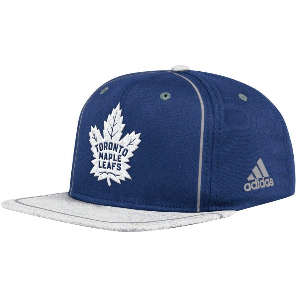 7c884b15398 Adidas NHL Toronto Maple Leafs Bravo Adjustable Snapback - Headwear ...