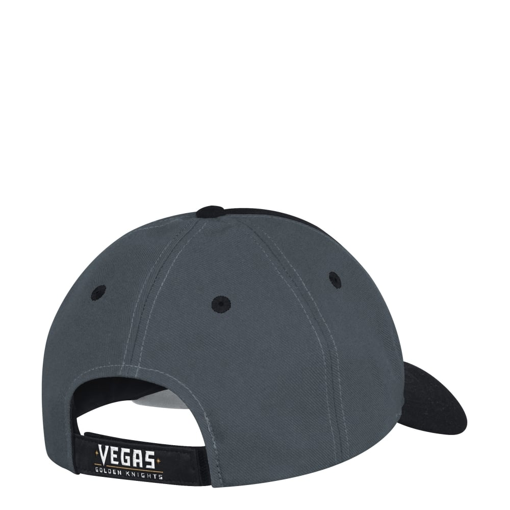 clearance vegas golden knights adidas nhl basic fitted cap ac83d dbcf6 eaacdbfd2