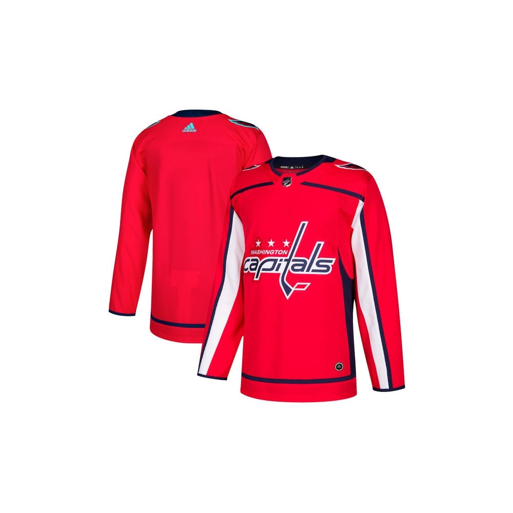 69505ae27a7 Adidas NHL Washington Capitals Authentic Pro Home Jersey - Fan Wear ...