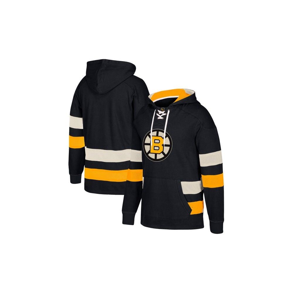finest selection ddff3 7f48b NHL Boston Bruins Pullover Jersey Hood