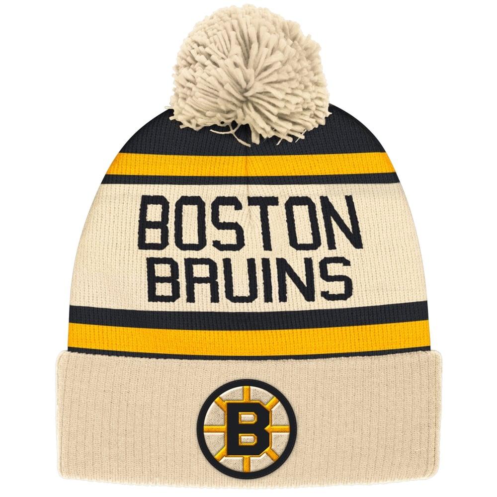 CCM NHL Boston Bruins Vintage Cuffed Pom Knit - Headwear from USA ... a37233732