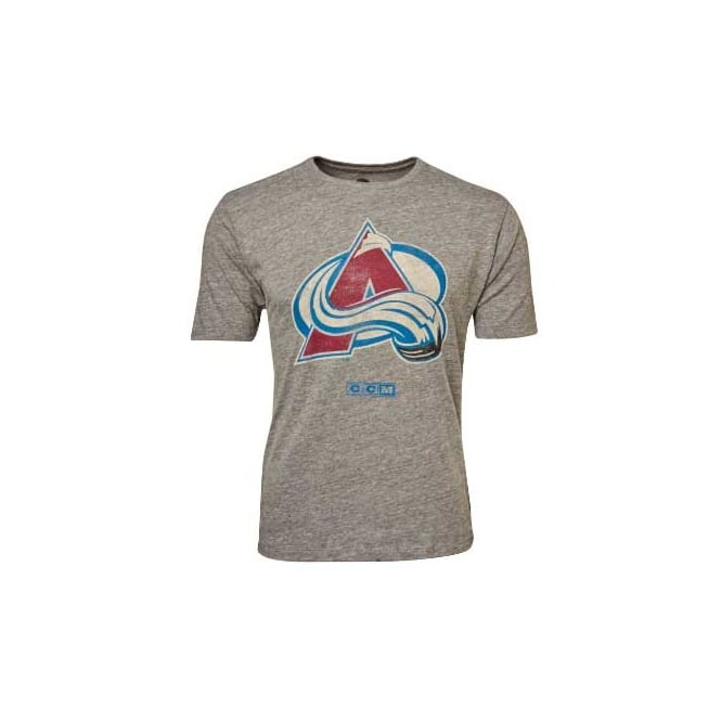 CCM NHL Colorado Avalanche Bigger Logo T-Shirt