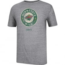 NHL Minnesota Wild Bigger Logo T-Shirt