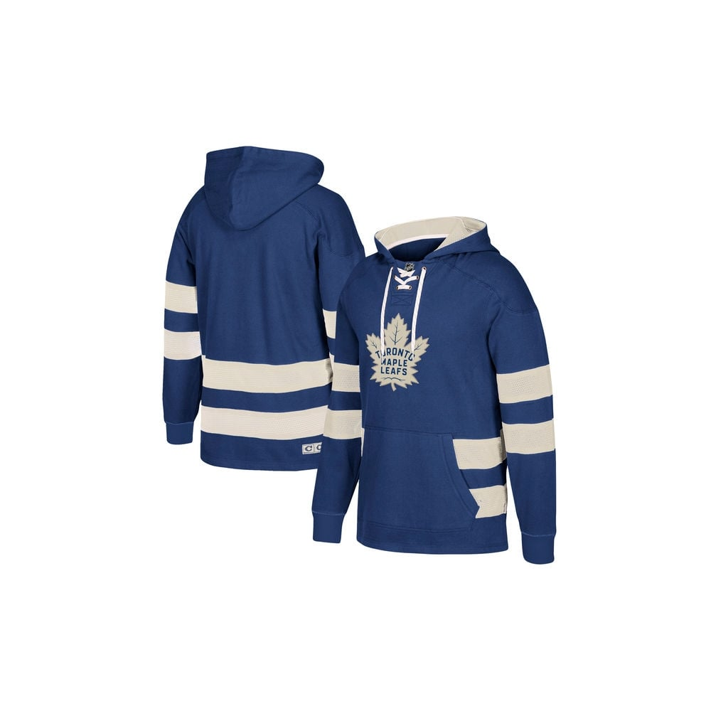 wholesale dealer ad3cd 228d8 NHL Toronto Maple Leafs Pullover Jersey Hood