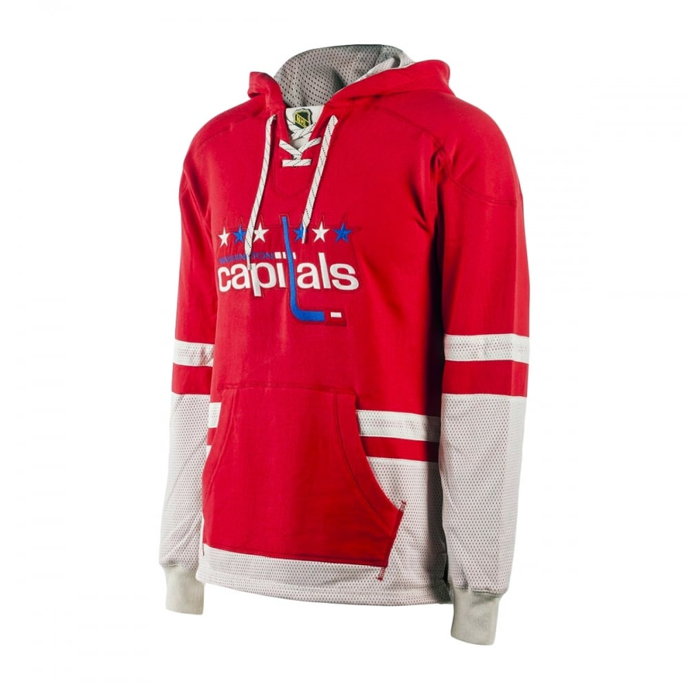 608e3a7ae CCM NHL Washington Capitals Pullover Hood - Teams from USA Sports UK