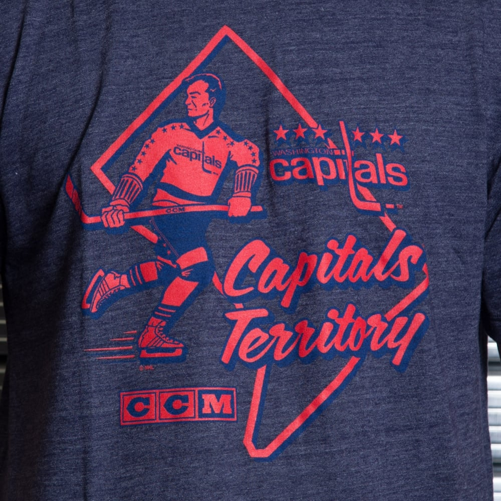 841099d7209 CCM NHL Washington Capitals Territorial T-Shirt - Teams from USA ...