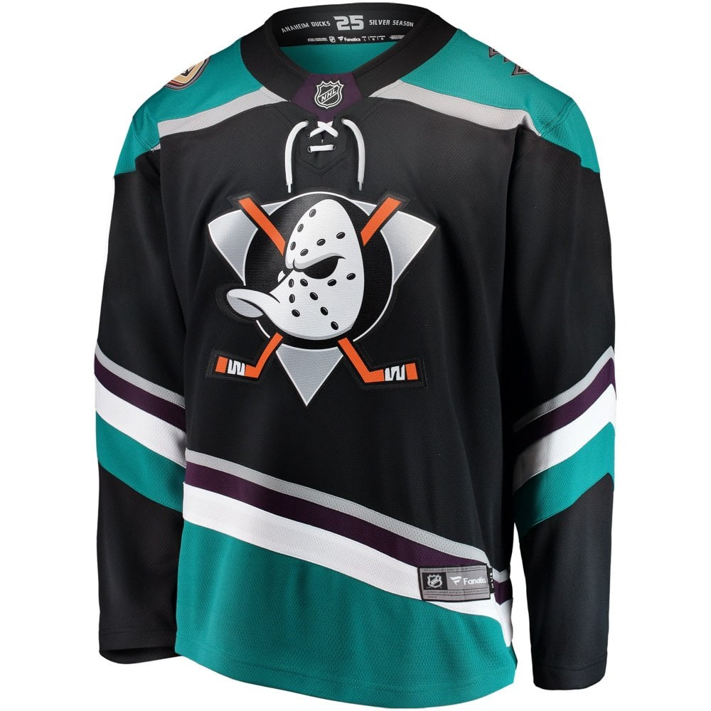 buy popular b24bd 444ee NHL Anaheim Ducks Alternate Breakaway Jersey