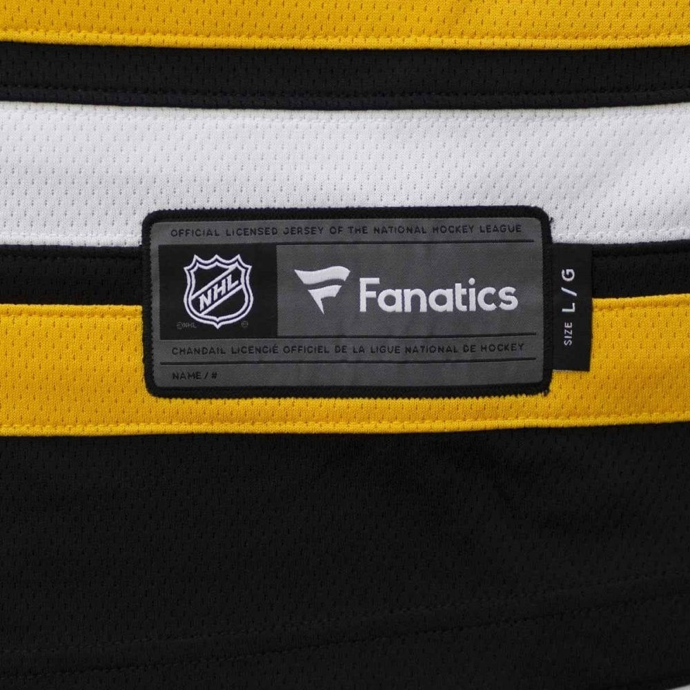Fanatics NHL Boston Bruins Home Breakaway Jersey - Fan Wear from USA ... 1e053071b