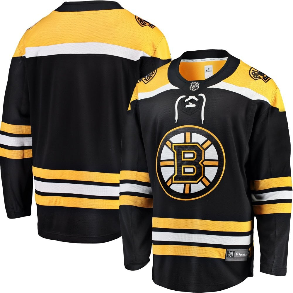 pretty nice 1e185 2bd98 NHL Boston Bruins Home Breakaway Jersey