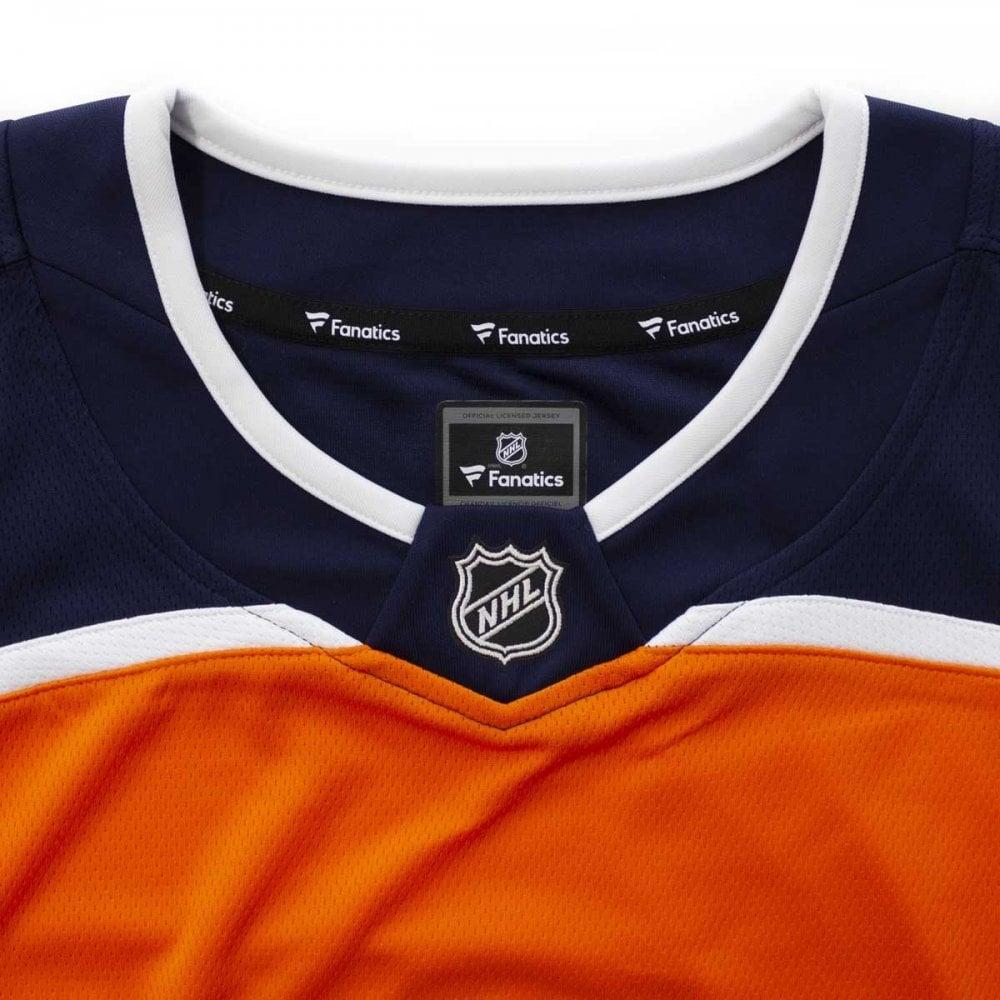 Fanatics NHL Edmonton Oilers Home Breakaway Jersey - Fan Wear from ... 77c40b405