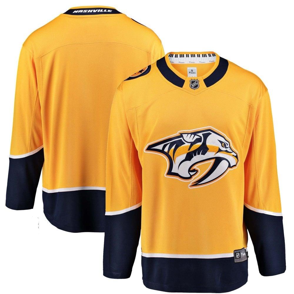 Fanatics NHL Nashville Predators Home Breakaway Jersey - Teams from ... ccbea3317